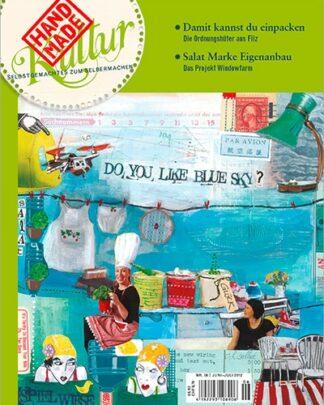 Handmade Kultur Magazin 06/2012