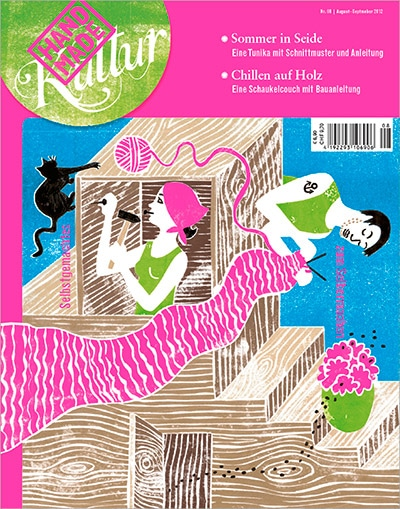 Handmade Kultur Magazin 08/2012