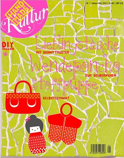 Handmade Kultur Magazin 01/2013