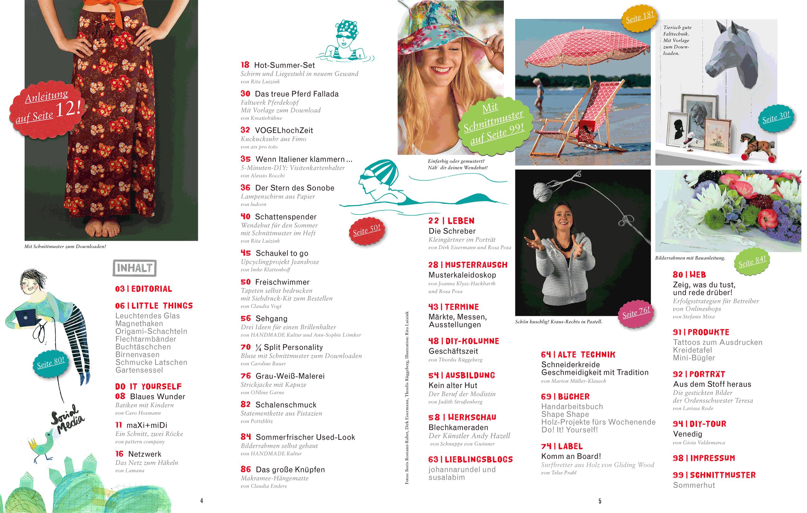 handmade kultur magazin 03 2014 handmade kultur