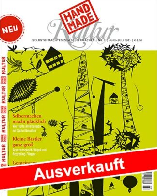 Handmade Kultur Magazin 07/08