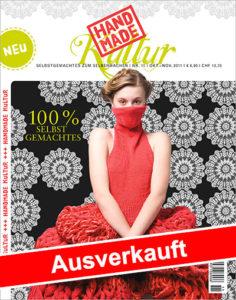 Handmade Kultur Magazin 11/2011
