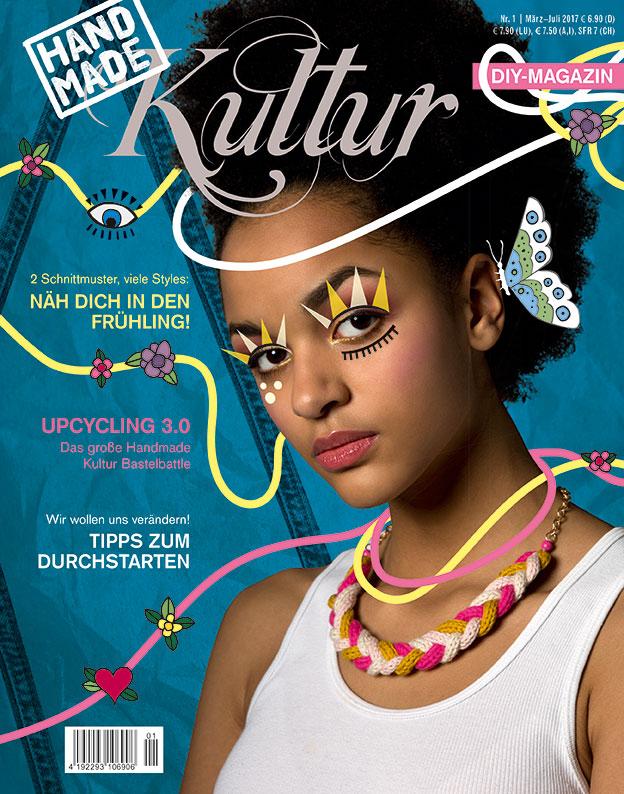 Handmade Kultur Magazin 01/2017 - Handmade Kultur