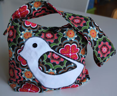 Schnittmuster für Tasche - HANDMADE Kultur
