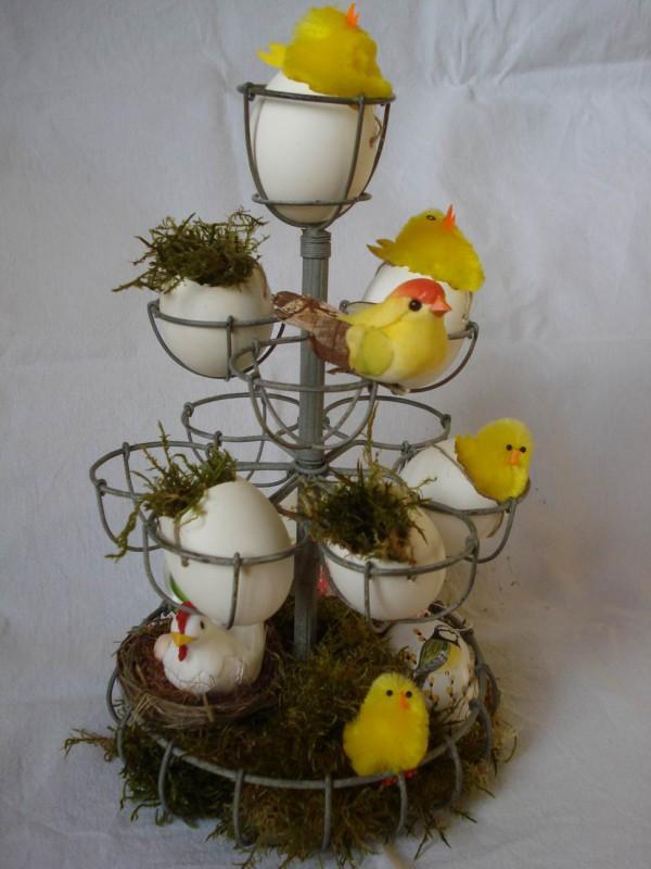 Ostern mit Küken