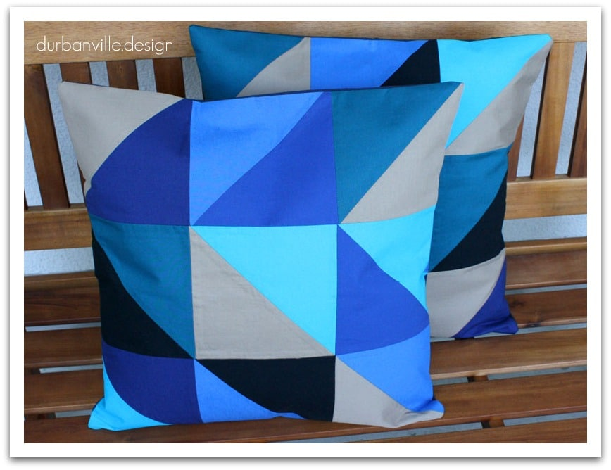 ferm living inspired kissen selber n hen handmade kultur. Black Bedroom Furniture Sets. Home Design Ideas