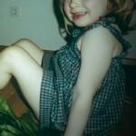 Ein einfaches Kleid ohne Schnittmuster für Mädchen und Frauen