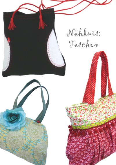 Nähkurs in Iserlohn: Taschen
