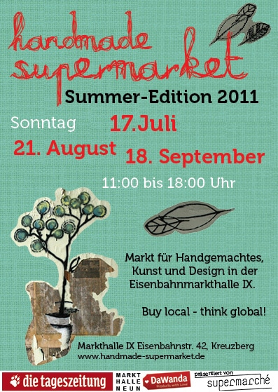 handmade supermarket summer edition