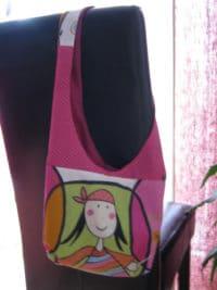 Bunte Kindertasche