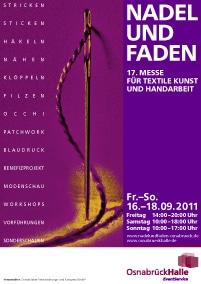 Ausstellung Nadel und Faden in Osnabrück