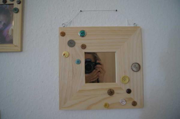 Knopfdeko für Leute mit wenig Zeit