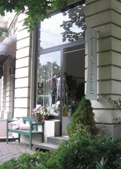 """"""" AnnaGlückstoff """"          Berlin Friedenau"""