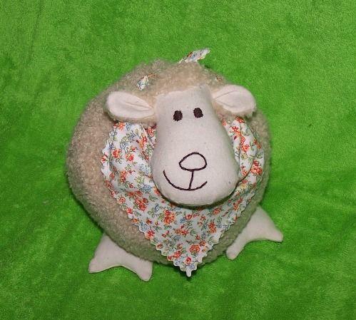 Kugeltier Schaf