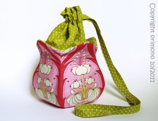 Blütenkelchtäschchen für große und kleine Mädels :-)