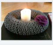 adventskranz diy anleitungen bei handmade kultur. Black Bedroom Furniture Sets. Home Design Ideas