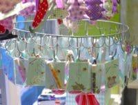Adventskalender mit Perlen und Schmuckzubehör