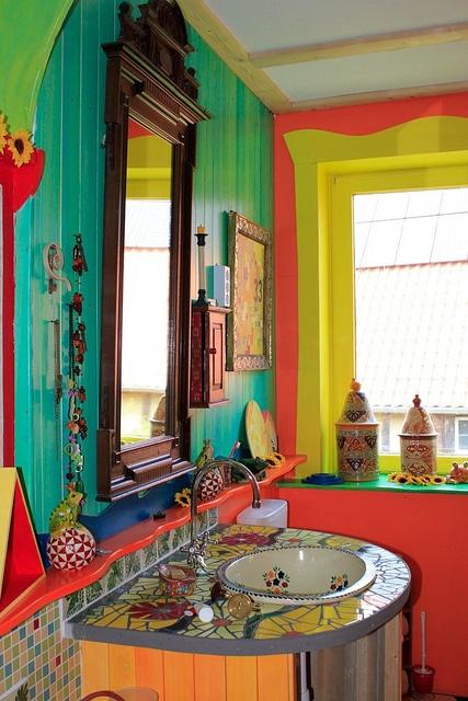 25 badezimmer orientalisch bilder fliesen fur jeden for Badezimmer ideen orient