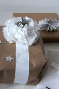 Mein Verpackungsvorschlag ★ grau-weiß-braun
