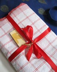 Geschenksverpackung...