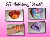 """""""KlacK"""" Das Armband für jedes Handgelenk"""