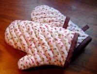 Ofen-Handschuhe