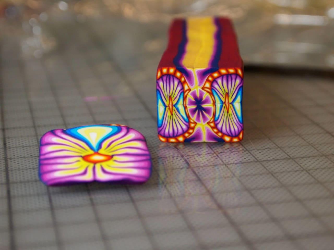 Wundersch ne fimo perlen selber machen bild erindzain for Fimo muttertagsgeschenk