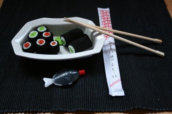 Sushi to go!