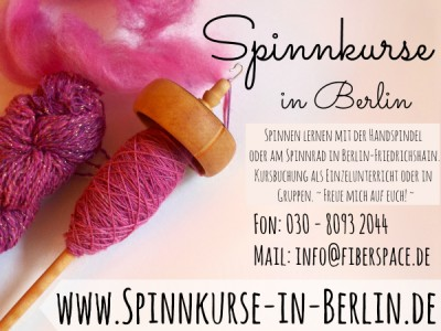 Spinnkurse in Berlin