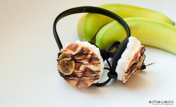 Bananenkopfhörer von Maria V.