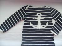 langarm t-shirt für kids