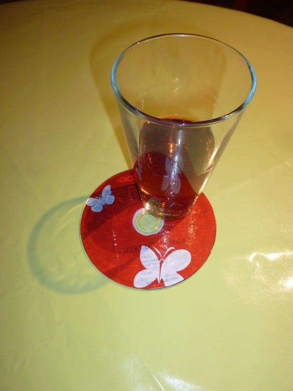 Untersetzer für Tassen & Gläser