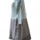 Fräulein Meier,ich war ein Sweatshirt!Süßes Kleid mit Minischlips zum Anknöpfen