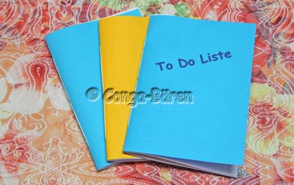 Heft selbst binden