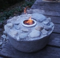 Feuerschale - so hot!