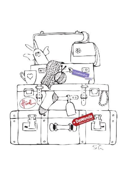 aus Koffern- Der kreative Markt für ausgefallenes Handgemachtes Teil 2