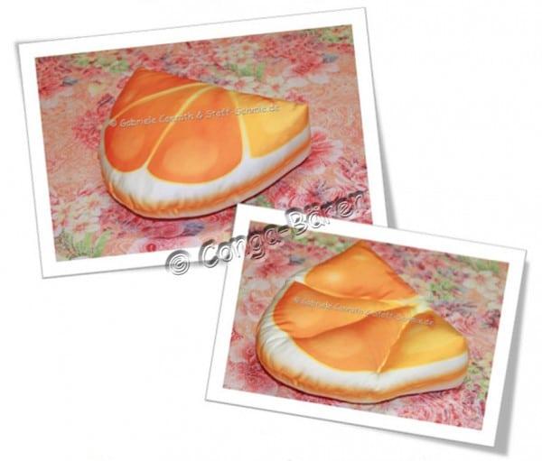 Lecker Orangenkissen