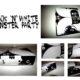Black 'n' White Monster Party