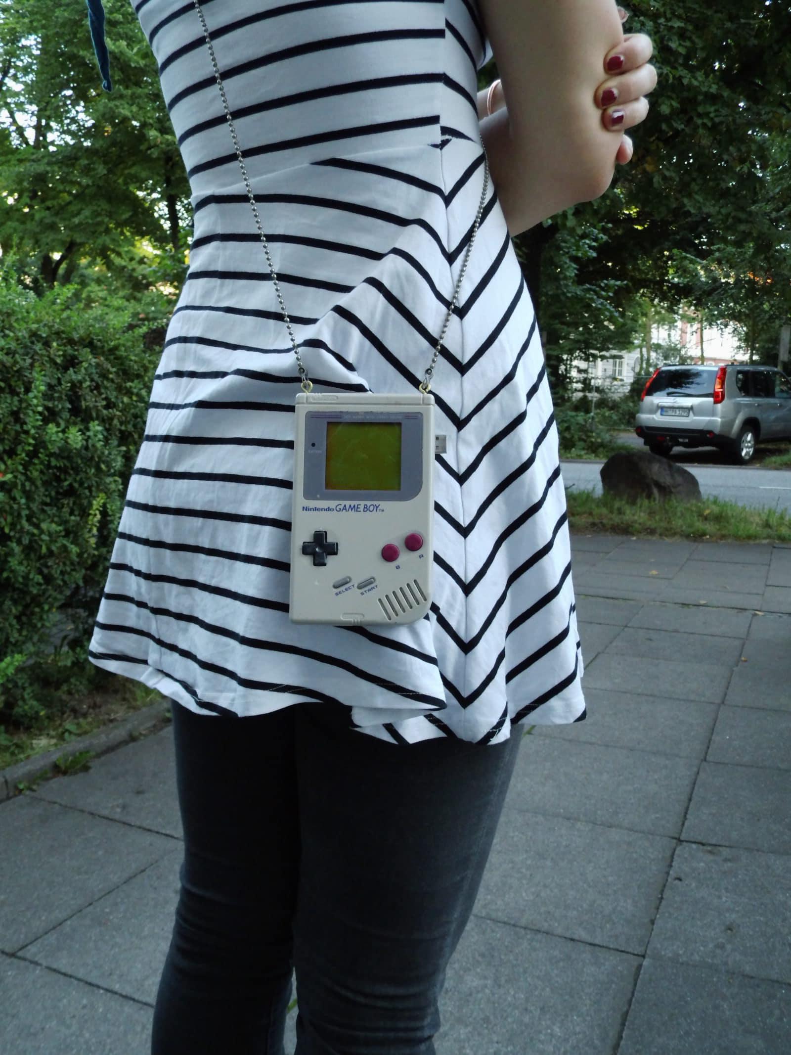 Gameboyhandtasche