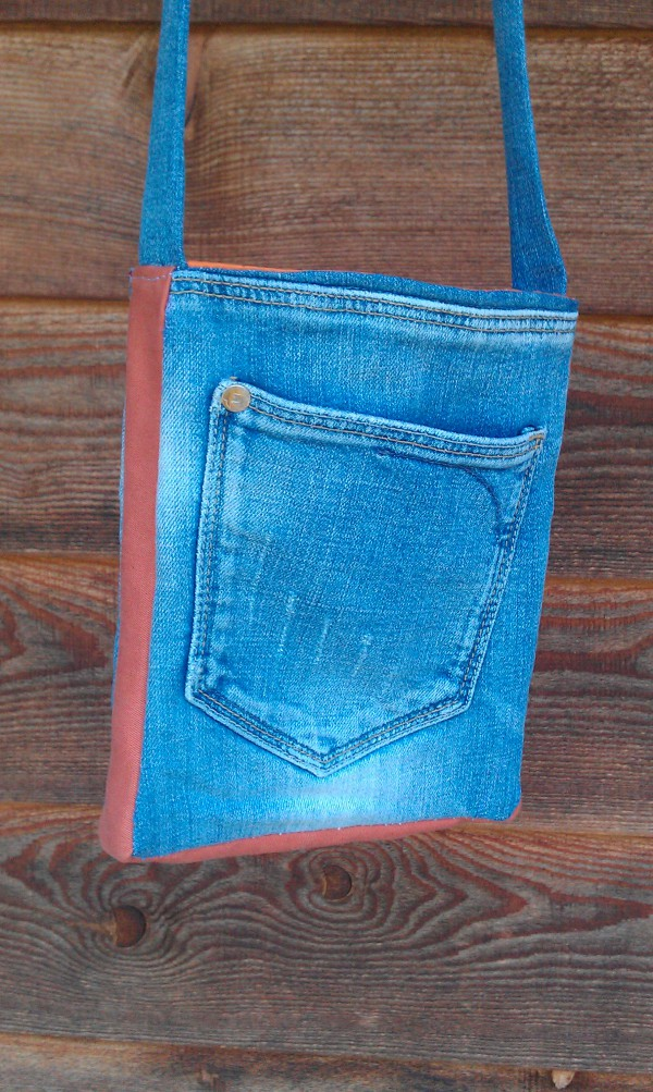 Jeans (Hosen-)Tasche