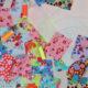 Singer-Wettbewerb: Patchwork Farbklecks