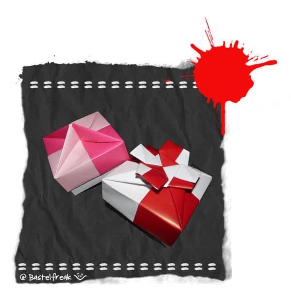 Origami Boxen die zweite