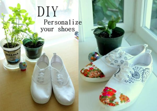 DIY: Shoe Makeover