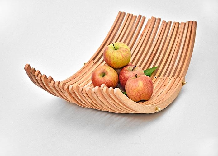 obstschale handmade kultur. Black Bedroom Furniture Sets. Home Design Ideas