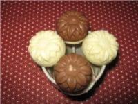 Schokolade am Stiel