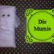 Mumien-Verpackung für Halloween