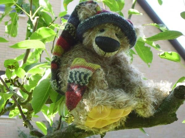 Knubbelnasen für Teddybären leicht gemacht