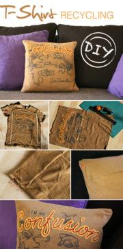 T-Shirt Recycling