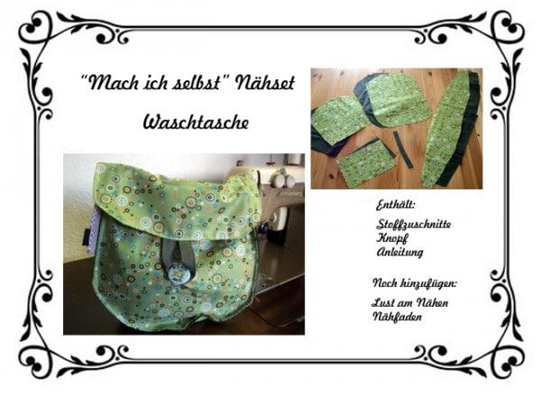Waschtasche / Kulturbeutel
