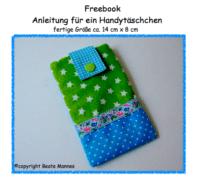 Handytäschchen-Freebook